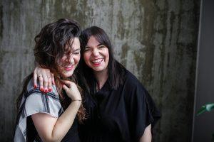 Jenny und Kerstin von Jubel Trubel Zweisamkeit