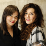 Kerstin und Jenny Co-Founder Jubel Trubel Zweisamkeit