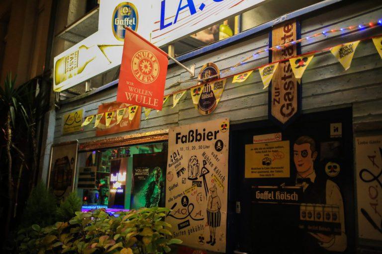 Kölner Kiosk Späti Laola Büdchen